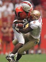 Derrick Gibson FS, Florida State