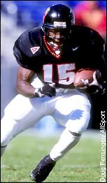 LaMount Jordan, RB Maryland