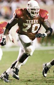 Leonard Davis, OT Texas