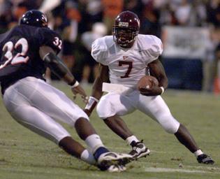 Michael Vick, QB Virginia Tech